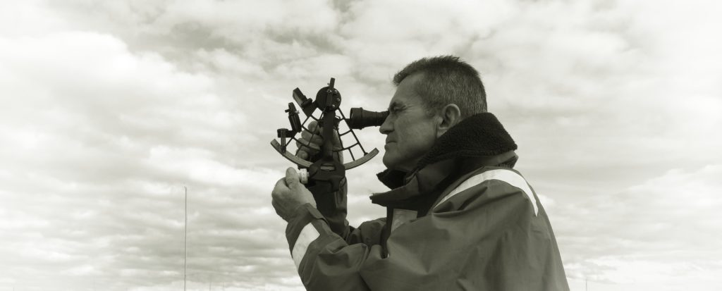 Istvan Kopar Sextant Banner Photo