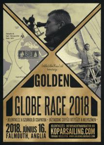 Flyer for Charter Boats at Golden Globe Race Start