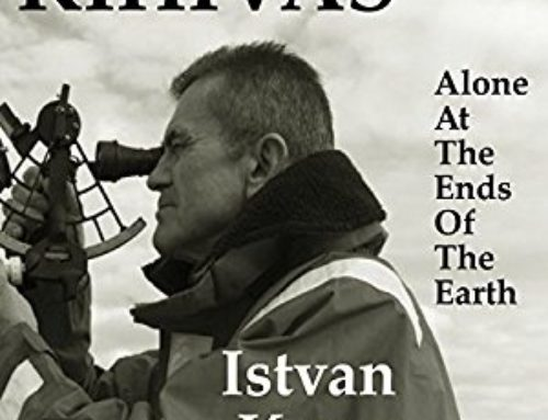 Istvan Kopar's Book Kihivas Now Available as Audiobook