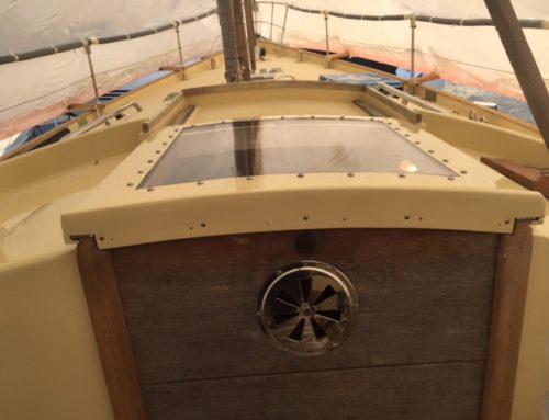 Puffin Yacht Restoration: Part Ten