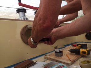 Shipwrights tackling Project 2